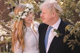 Boris Johnson sposa in segreto Carrie Symonds: chi è la terza moglie del primo ministro inglese