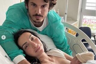 Francesca Rocco e Giovanni Masiero genitori bis, è nata Beatrice
