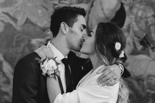 """Filippo Magnini e Giorgia Palmas si sono sposati: """"Siamo felici, staremo insieme per tutta la vita"""""""