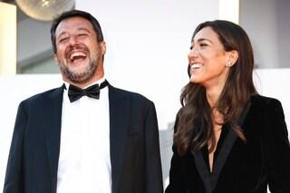 """Matteo Salvini non sposa Francesca Verdini: """"Il matrimonio non è in programma"""""""