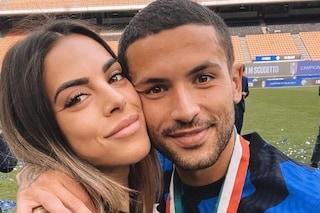 """Stefano Sensi dell'Inter rimanda il matrimonio con Giulia Amodio, ma alle nozze """"manca sempre meno"""""""