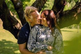 Andrea Mainardi diventerà padre per la seconda volta, la moglie Anna Tripoli aspetta un bambino