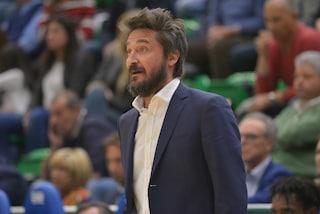 L'ex cestista Gianmarco Pozzecco si sposa, cerimonia a Formentera per pochissimi invitati