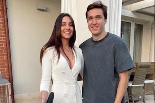 Chi è Benedetta Quagli, la fidanzata di Federico Chiesa è un influencer su Instagram