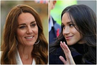 """""""Kate non sarà con William per i 60 anni di Lady Diana"""", per la stampa inglese c'entra Meghan Markle"""