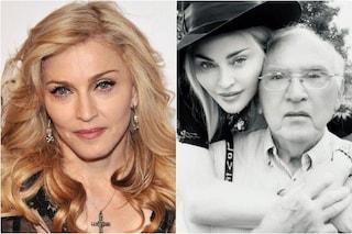 """Il padre di Madonna compie 90 anni: """"È cresciuto come immigrato italiano negli Stati Uniti"""""""