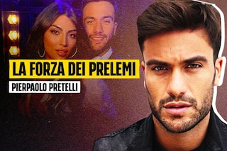 """Pierpaolo Pretelli: """"Il Gf Vip mi ha donato Giulia Salemi"""" e spiega qual è la forza dei Prelemi"""