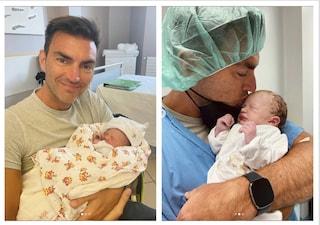 Gabry Ponte diventa papà, è nata la figlia Alice