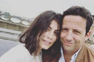 Alessandra Mastronardi svela quando ci saranno le nozze con Ross McCall