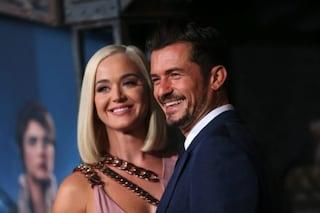 Le dolci foto di Katy Perry e Orlando Bloom genitori a Venezia insieme alla figlia Daisy Dove