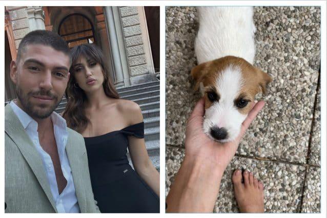 Nuovo arrivo per Cecilia Rodriguez e Ignazio Moser, il benvenuto a Ercole