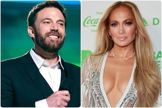 Finalmente il bacio tra Jennifer Lopez e Ben Affleck, il ritorno di fiamma è ufficiale