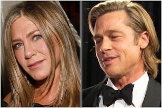 Jennifer Aniston svela finalmente quali sono i rapporti con Brad Pitt