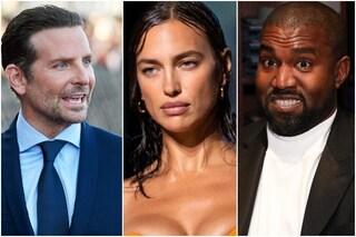 Irina Shayk e Kanye West insieme: ecco come ha reagito Bradley Cooper, ex della modella