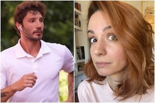 """Infortunio per Andrea Delogu: """"Stefano De Martino mi ha salvata"""". E svela cosa c'è tra loro"""