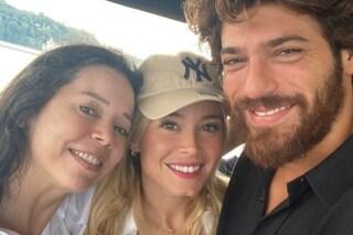 Diletta Leotta in Turchia con Can Yaman, interviene la madre dell'attore