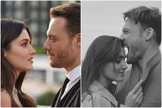 Coppia in Love is in the Air e fidanzati nella vita, ecco la dedica di Hande Erçel a Kerem Bürsin