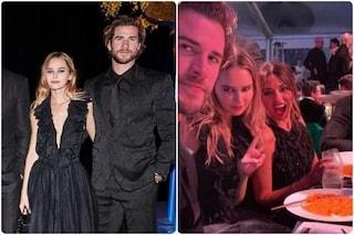 Nuova fidanzata per Liam Hemsworth dopo il divorzio da Miley Cyrus, è la modella Gabriella Brooks