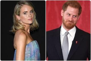 """""""Il principe Harry ossessionato dai paparazzi"""", lo conferma la ex Cressida Bonas"""