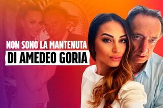 """Vera Miales con Amedeo Goria: """"Non sono una mantenuta"""" e fa chiarezza sul sesso 5 volte al giorno"""