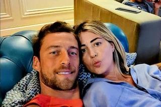 Chi è Roberta Sinopoli, moglie di Claudio Marchisio da 13 anni ed ex tennista