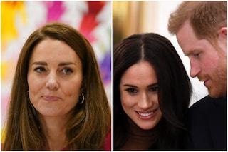 """Kate Middleton: """"Lilibet Diana? Non l'ho vista neanche in videochiamata"""""""