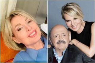 """Marta Flavi ex moglie di Maurizio Costanzo su Maria De Filippi: """"Dovrei mandarle dei fiori"""""""