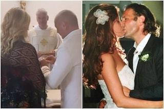 Sinisa Mihajlovic e la moglie Arianna si sono risposati dopo 25 anni di matrimonio