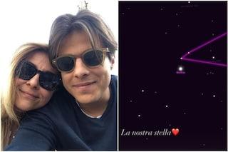 Una stella porta il nome di Michele Merlo, il gesto e il commento di mamma Katia