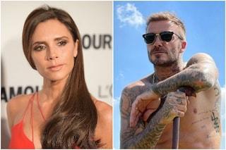 """David Beckham: """"Victoria ride di me"""", cosa ha scatenato la reazione della moglie"""