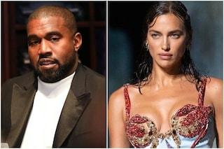 """""""Kanye West e Irina Shayk stanno insieme"""": le prime foto di coppia e la reazione di Kim Kardashian"""