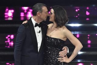 """Amadeus e Giovanna Civitillo, la coppia perfetta: """"Il nostro segreto? Non siamo egoisti"""""""