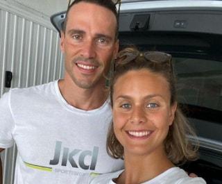 Martina Carraro fidanzata con il nuotatore Fabio Scozzoli, la coppia d'oro del nuoto italiano