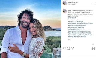 Luca Cenerelli ed Elisabetta Simone sono ufficialmente una coppia, la prima foto insieme