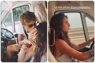 """Giacomo Czerny e Martina Grado vacanze all'avventura in Sardegna: """"Selvaggi, folli e innamorati"""""""