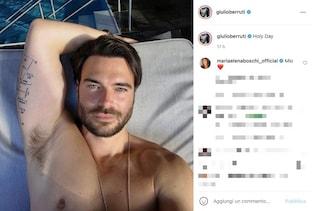 Perché la foto di Giulio Berruti e il tenero commento di Maria Elena Boschi sono finiti in tendenza