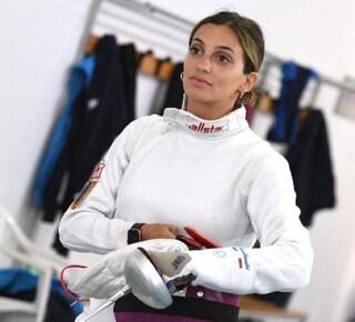 """Rossella Fiamingo single dopo Luca Dotto: """"Sono fidanzata solo con la scherma"""""""