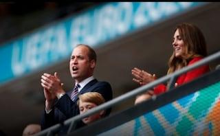 """William e Kate esultano per l'Inghilterra in finale ad Euro2020: """"Che partita incredibile"""""""