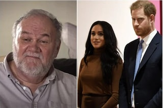 Thomas Markle minaccia di portare Harry e Meghan in tribunale pur di vedere i suoi nipoti