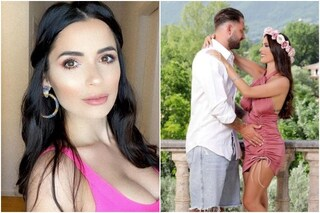 L'ex Ciociara Alessia Macari è incinta e svela il nome che vorrebbe dare al suo primo figlio