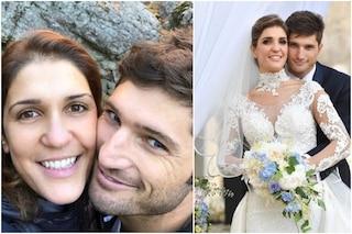 Arianna Errigo è sposata con Luca Simoncelli, il marito è il suo allenatore
