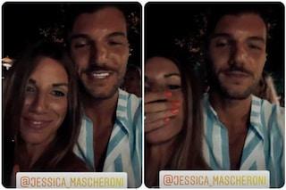 """Davide Basolo con Jessica Mascheroni dopo Temptation: """"Prima che escano foto strane, la mostro io"""""""