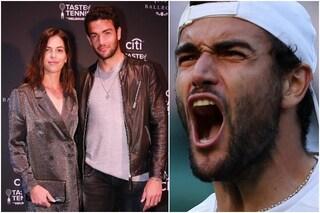 La fidanzata di Matteo Berrettini è Ajla Tomljanović, la tennista amante della cacio e pepe