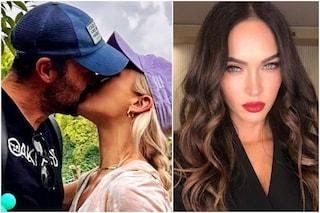 """Brian Austin Green a Sharna Burgess: """"Con te posso condividere la vita"""", la reazione di Megan Fox"""