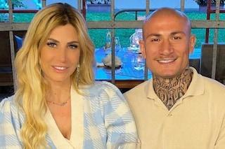 Paola Caruso e Dario Socci si sono lasciati, la showgirl spiega il motivo della rottura