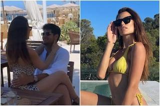 Chi è Andrea Turino, il fidanzato di Dayane Mello in vacanza con lei a Mykonos
