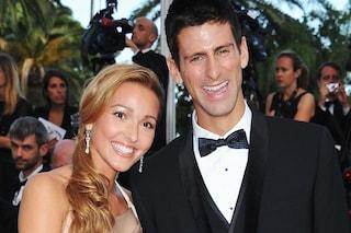 Chi è Jelena Ristic, moglie del campione di tennis Novak Djokovic e madre di Stefan e Tara
