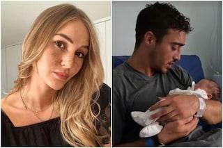 """È nata Luna Marì, l'ex fidanzata di Antonino Spinalbese: """"È un uomo protettivo, sarà un bravo papà"""""""