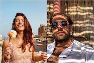 """Ginevra Pisani, la valletta de """"Il pranzo è servito"""" ha trovato l'amore: si chiama Paolo"""