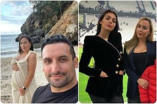 Cristiano Ronaldo presto zio, la sorella di Georgina Rodriguez aspetta il suo primo figlio